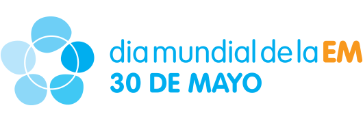 World Ms Day Logo Spanish